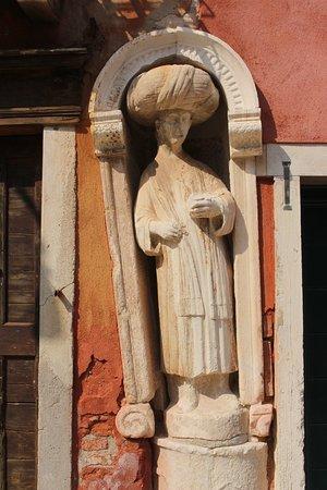 Statua di un Moro