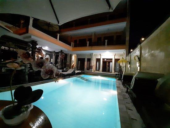 بادانج باي, إندونيسيا: pool view