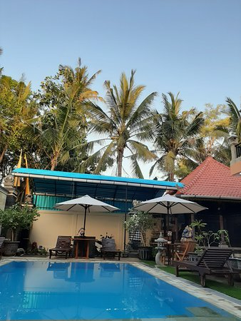 بادانج باي, إندونيسيا: pool