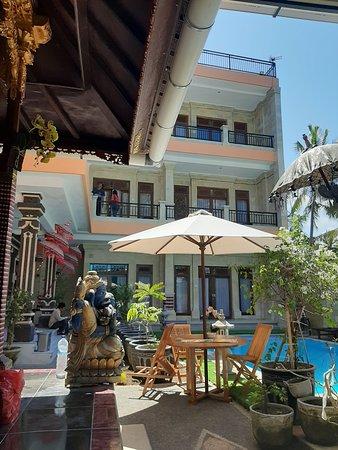 بادانج باي, إندونيسيا: exterior hotel