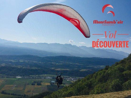 Montlamb'air Parapente