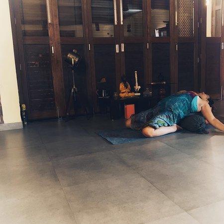 Shoonya Shala - Hatha Vinyasa & Yin Yoga - India