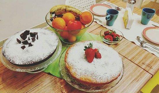 Le nostre famose torte fatte in casa