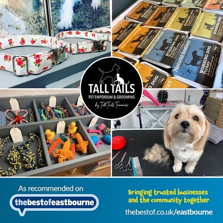 Mugshots Cafe Deli & Tall Tails Pet Emporium & Grooming are all under one roof on Meads High Street in Eastbourne. We are all about Coffee, Cake, Cats & Canines. We're not just a coffee shop we are a pet store and groomers too!