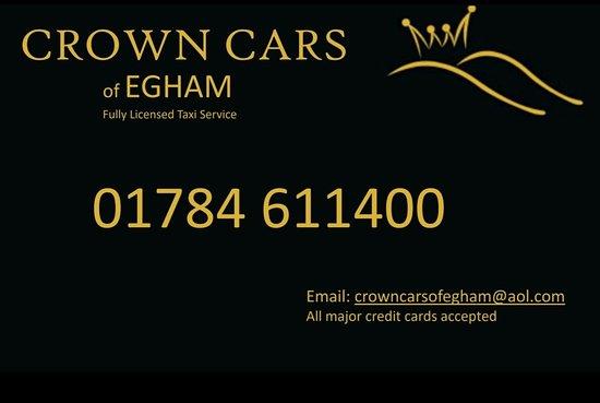 Crown cars of egham