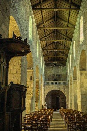 Abbatiale Saint Leger
