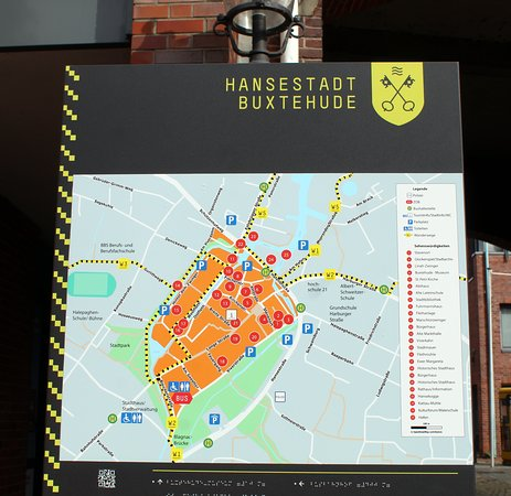 Historische Altstadt von Buxtehude