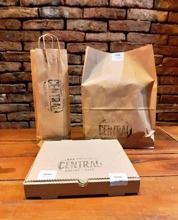 Delivery Central. Tenemos empandas, milanesas, minutas, pastas, risottos, platos elaborados, postres, bebidas, cervezas y vinos. Todo con la calidad que nos caracteriza.