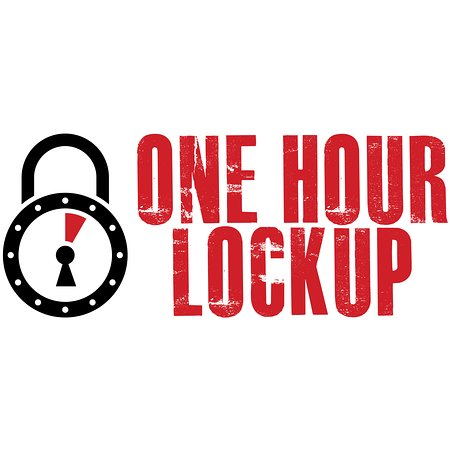 Naarden, Belanda: Logo One Hour Lockup