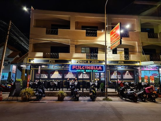 A very good restaurant with raisonnable prices