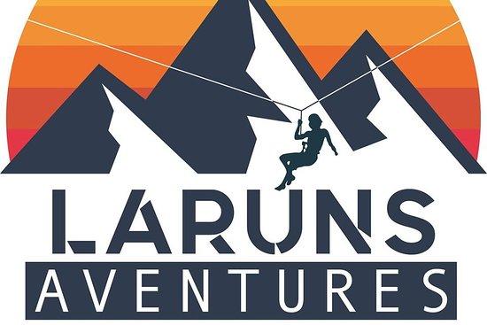 Laruns Aventures - Tyrolienne du Hourat