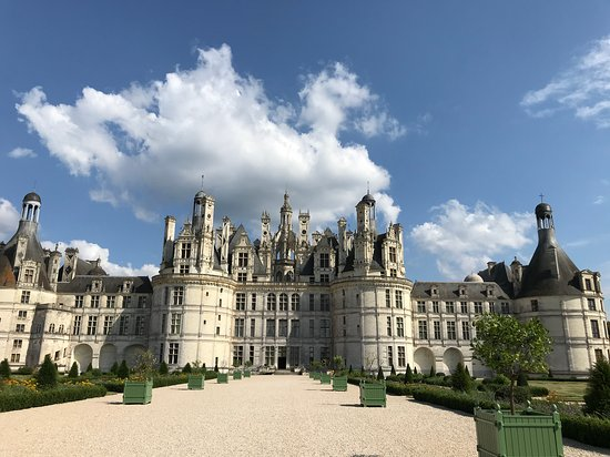‪Château de Chambord Skip the line ticket (castle and gardens)‬ صورة فوتوغرافية