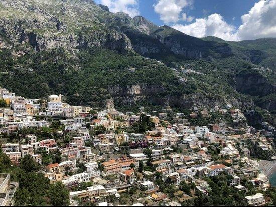 Amalfi, Itália: panorama