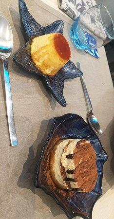 Desserts...