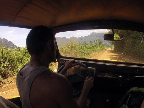 Vang Vieng Jeep Tour
