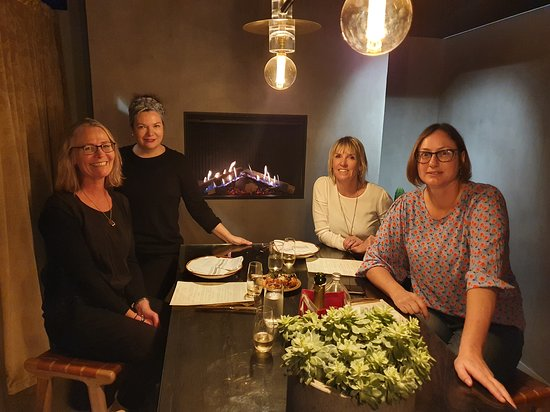 Barulho: Delicious and fabulous night out