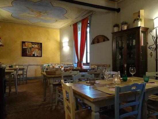 Castelmuzio, Italia: Locanda di CasalMustia