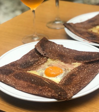 Galette set - galette of the day