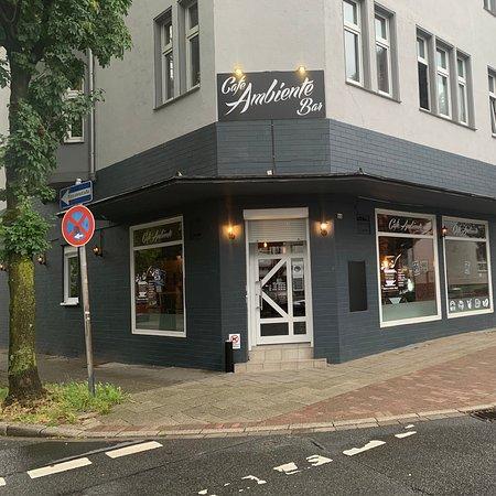 Herne, Alemanha: Cafe Ambiente
