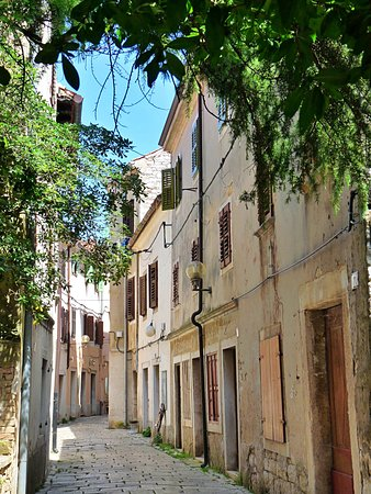 The beautiful town of Poreč, Croatia💛