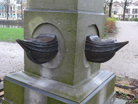 Monument to the Houtmanbrothers