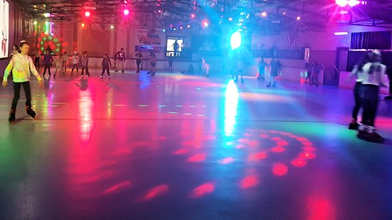 Geelong, Australia: Old-school roller disco sessions are still as popular as ever.