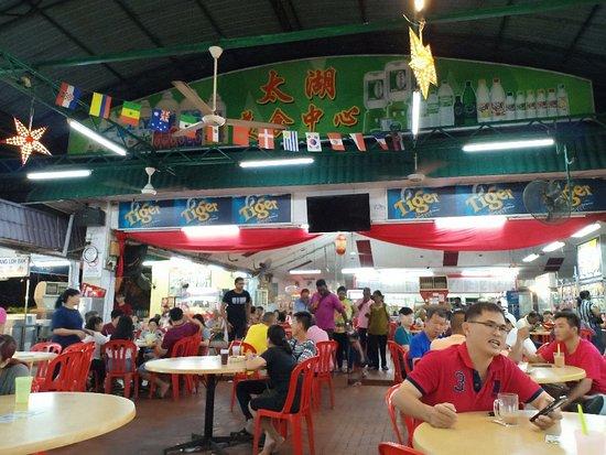 Pusat Makanan Taman Tasek