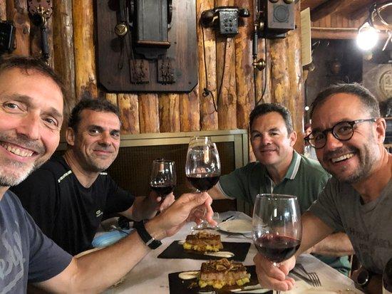 Biel, Espanja: Brindis