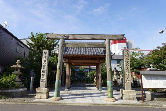 北桑名神社