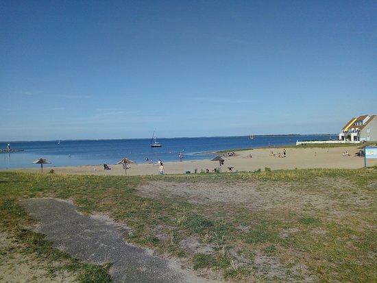 aan het meer