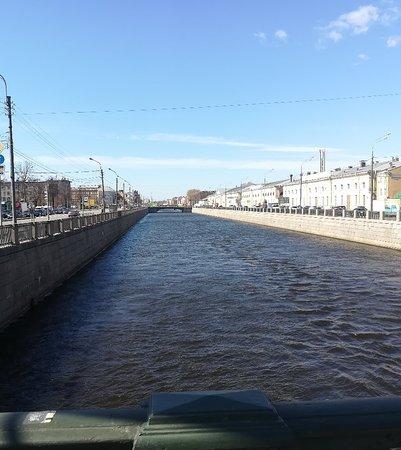 Варшавский мост, Обводной канал, Санкт-Петербург.
