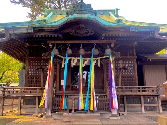 ‪Komadome Hachiman Shrine‬