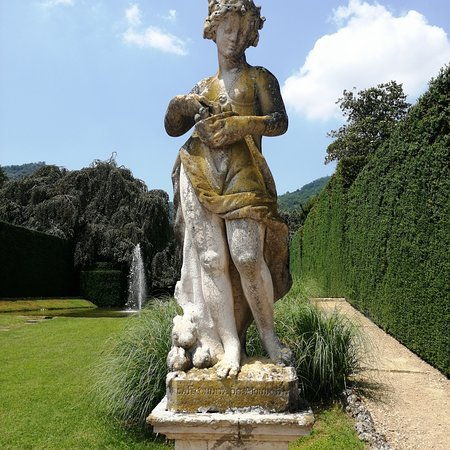 Véneto, Italia: Giardini monumentali di Valsanzibio