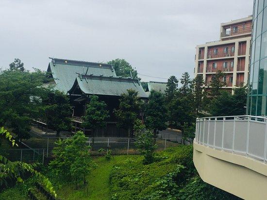 Odananakagawa Sugiyama Shrine