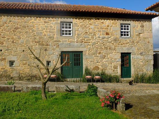 Barreiros, פורטוגל: Casa do Jardim