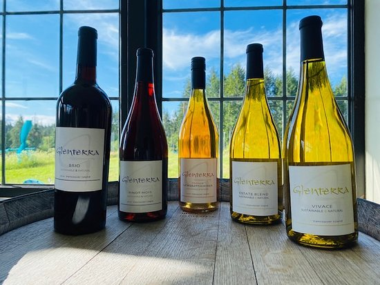 Cobble Hill, Canada: Sustainably Farmed  •  Natural Wines