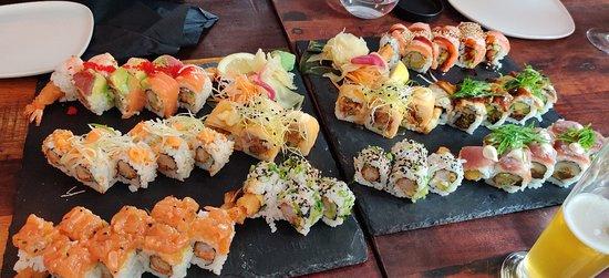 billede KOI Sushi  Odense