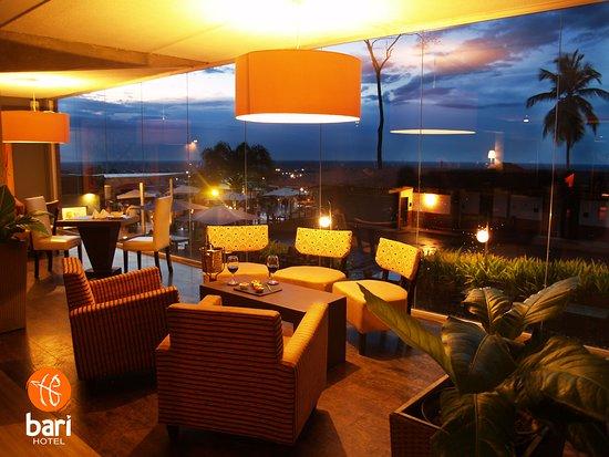 El Vigia, Venezuela: El Restaurant Chama Grill posee una de las mejores vistas de la ciudad