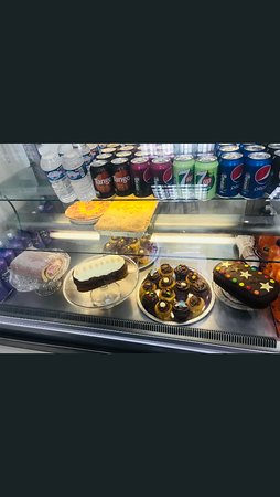 Just some of our food lots more in store .