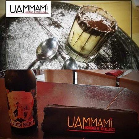Birramisú handmade Uammami+ Imperial Stout PiediNeri