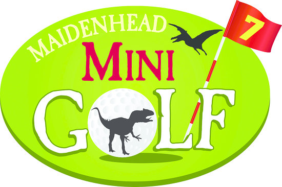 مايدنهيد, UK: Maidenhead Mini Golf Logo