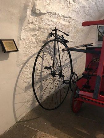 Very old bike