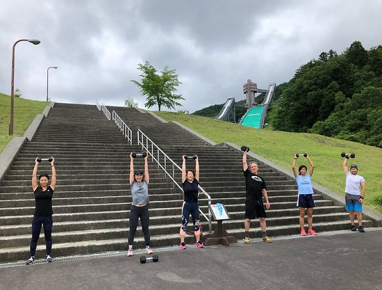 Hakuba Mountaincross - Strength and Yoga