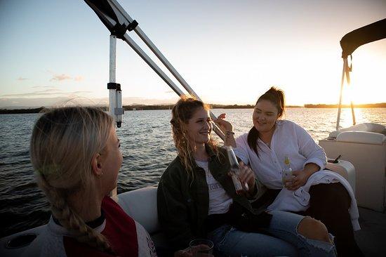 Girls Getaway on South Stradbroke Island on CruiseMe
