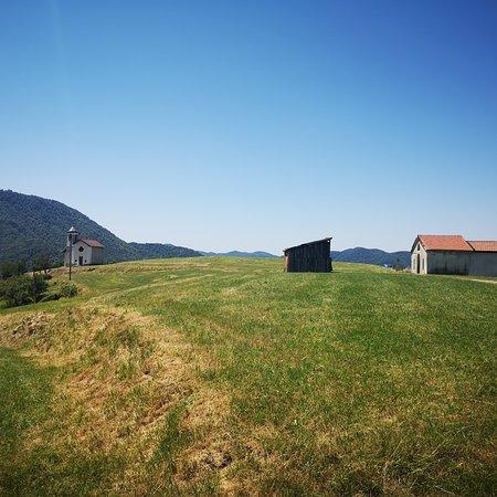 Isola del Cantone, איטליה: Alpe di Marmassana