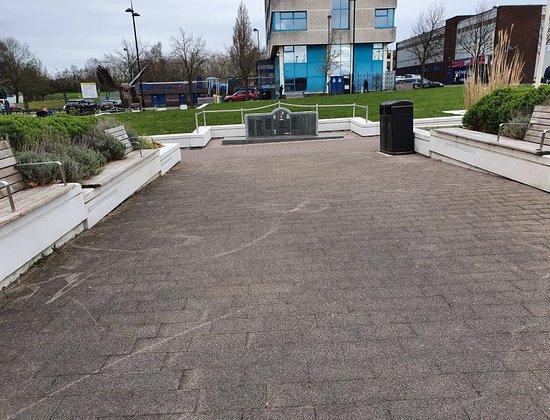 Kirkby War Memorial