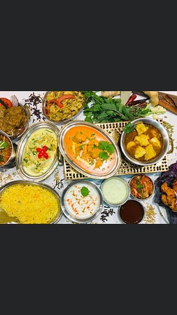 Enjoy the authentic flavors from India..