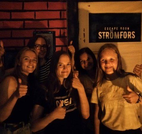 Escape Room Stromfors
