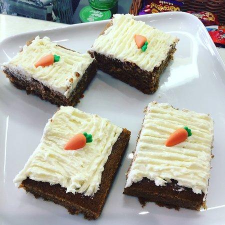 הרפנדן, UK: Carrot cake