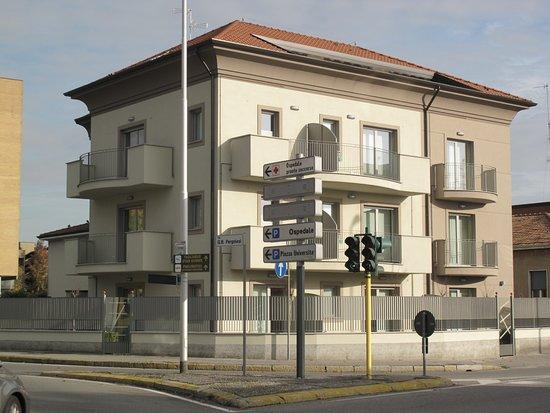 Residence Luna di Monza, hôtels à Misinto
